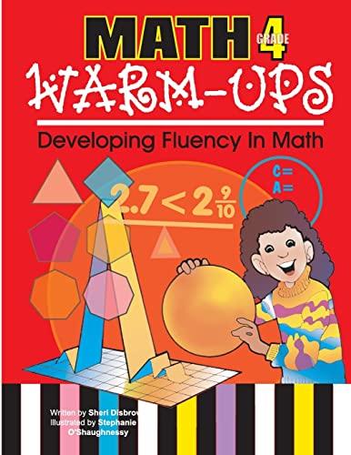 9781593631055: Math Warm Ups: Developing Fluency in Math (Grade 4)