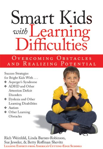 9781593631802: Smart Kids with Learning Difficulties: Overcoming Obstacles and Realizing Potential