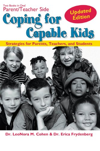 Coping for Capable Kids Updated Edition: Strategies: LeoNora Cohen Ph.D;