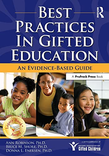 9781593632106: Best Practices in Gifted Education: An Evidence-Based Guide