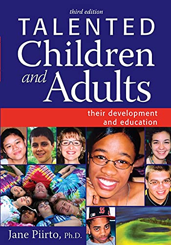 9781593632120: Talented Children and Adults: Their Development and Education