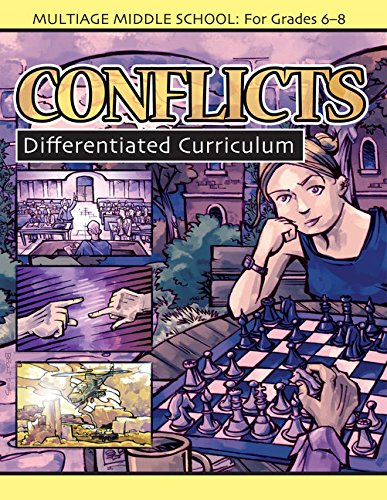 9781593632793: Conflicts (Multiage Curriculum - Middle School)