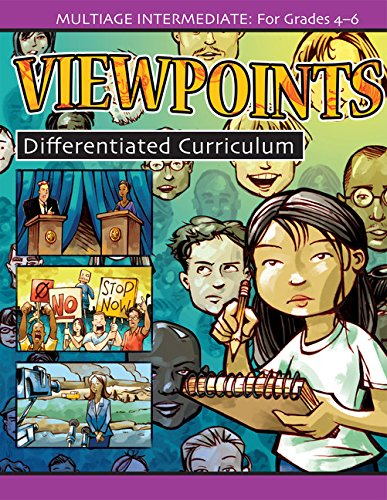 Viewpoints (Multiage Differentiated Curriculum for Grades 4-6) (Multiage Curriculum - Intermediate)...