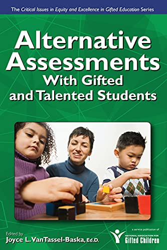 9781593632984: Alternative Assessments with Gifted and Talented Students (Critical Issues in Equity and Excellence in Gifted Education)