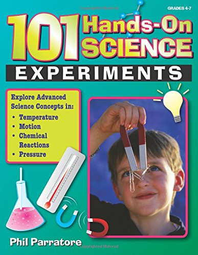 9781593633172: 101 Hands-On Science Experiments