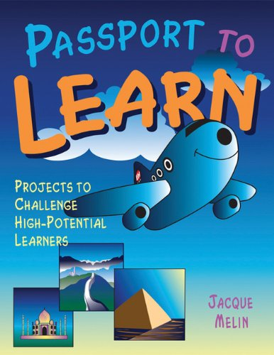 9781593633394: Passport to Learn: Projects to Challenge High-Potential Learners