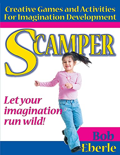 9781593633462: Scamper: Creative Games and Activities for Imagination Development