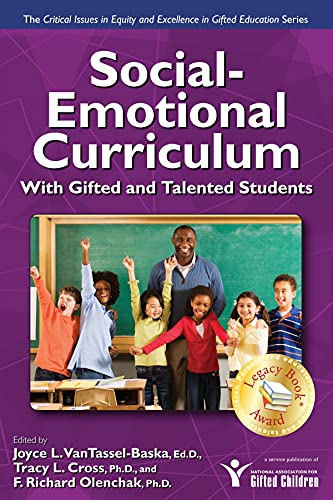 Social-Emotional Curriculum with Gifted and Talented Students: Van Tassel-Baska, Joyce L.