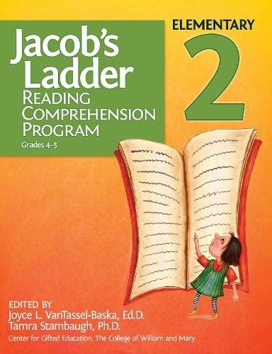 9781593633516: Jacob's Ladder Reading Comprehension Program: Level 2, Grades 4-5