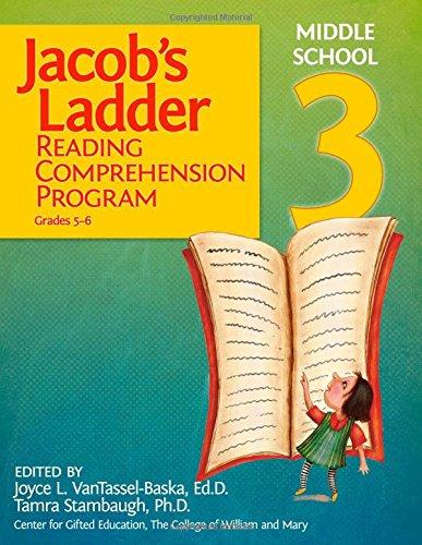 9781593633523: Jacob's Ladder Reading Comprehension Program Level 3: Grades 6-8