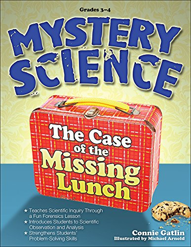 9781593634193: Mystery Science: The Case of the Missing Lunch, Grades 3-4