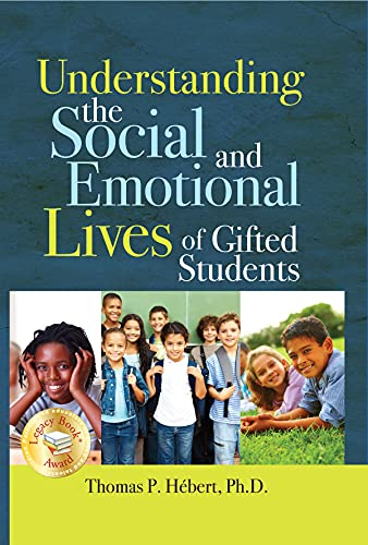9781593635022: Understanding the Social and Emotional Lives of Gifted Students