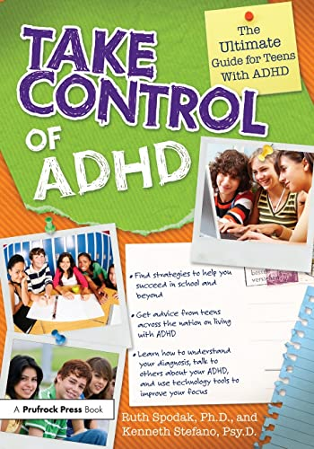 9781593635350: Take Control of ADHD: The Ultimate Guide for Teens With ADHD