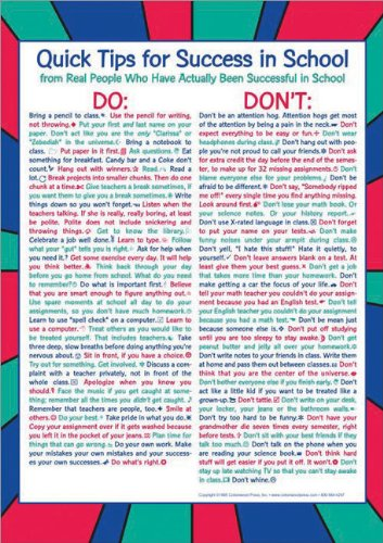 9781593636937: Quick Tips Posters (Cottonwood Press)