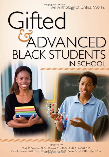 9781593637002: Gifted and Advanced Black Students in School: An Anthology of Critical Works