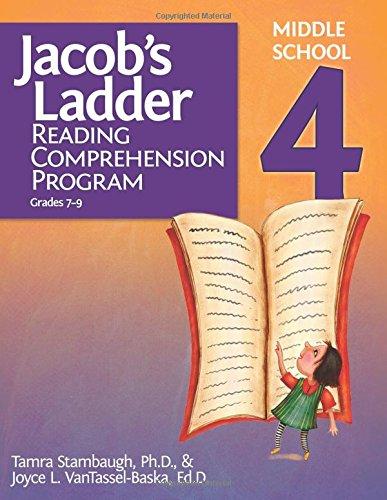 9781593637026: Jacob's Ladder Reading Comprehension Program - Level 4