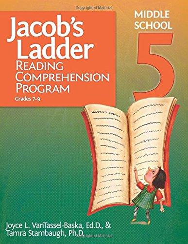 9781593637033: Jacob's Ladder Reading Comprehension Program - Level 5