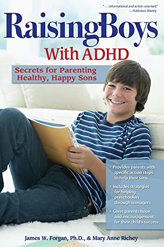 9781593638627: Raising Boys with ADHD: Secrets for Parenting Healthy, Happy Sons