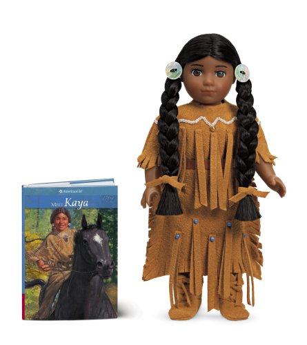 9781593690274: Kaya Mini Doll (American Girl) (Mini hardcover)