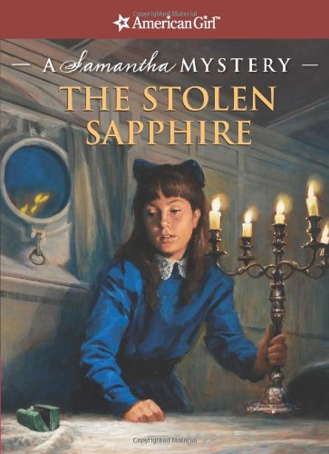 9781593690991: The Stolen Sapphire: A Samantha Mystery (American Girl) (American Girl Mysteries)