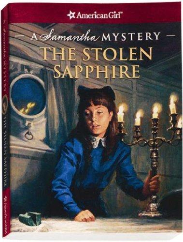 9781593691004: The Stolen Sapphire: A Samantha Mystery (American Girl Mysteries)