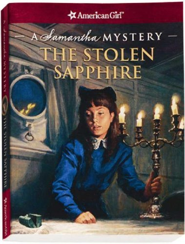 9781593691004: The Stolen Sapphire: A Samantha Mystery (American Girl Mysteries)