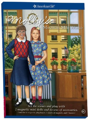 9781593691769: Molly's Magnetic Mini World (American Girls Collection Sidelines)