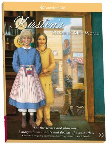 Kirsten's Magnetic Mini World (American Girls Collection Sidelines) (1593691793) by Teri Witkowski American Girl