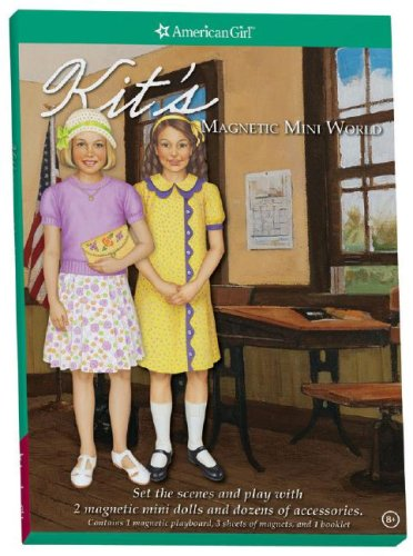 9781593691813: Kit's Magnetic Mini World (American Girls Collection Sidelines)