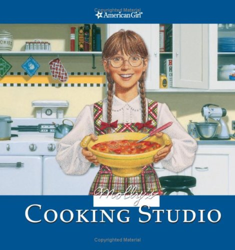 9781593692650: Molly's Cooking Studio (American Girls Collection Sidelines)