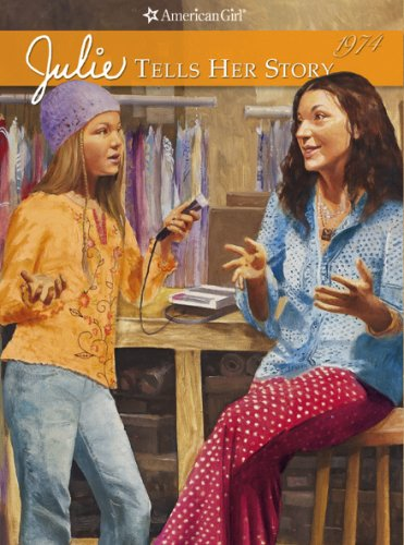9781593692896: Julie Tells Her Story (American Girl Collection)