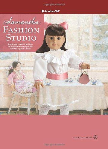 9781593693657: Samantha Fashion Studio (American Girl Fashion Studio)