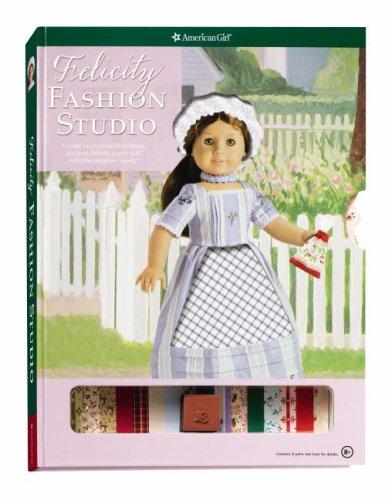 Felicity Fashion Studio (American Girl Fashion Studio) (1593693664) by McAliley, Susan; Andreasen, Dan; Witkowski, Teri