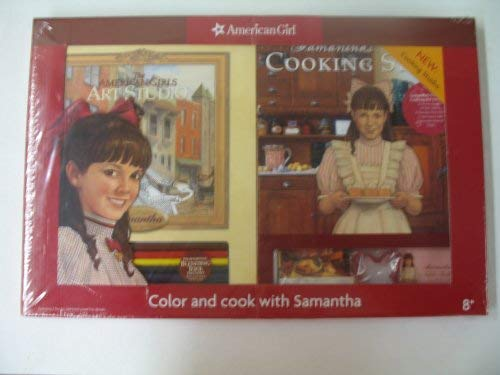 Color and Cook with Samantha (American Girl) (1593693737) by [???]