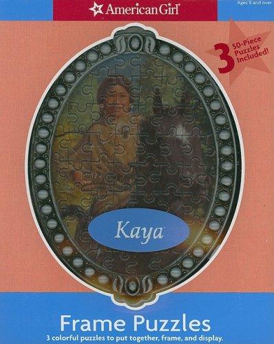 9781593694623: Kaya Frame Puzzles (American Girl)