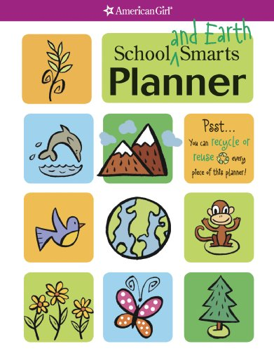 9781593694845: School and Earth Smarts Planner (American Girl)