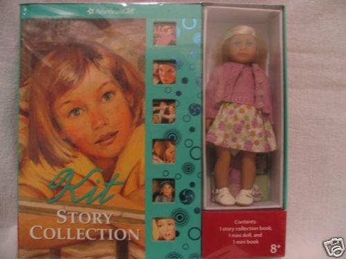 9781593695422: Kit Story Collection (American Girl, Story Book, Mini Doll, and Mini Book)
