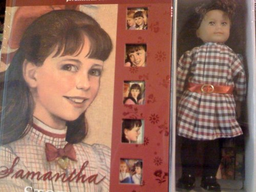 9781593695439: Samantha Story Collection Plus Mini Doll (American Girl, Samantha Story collection (contains Meet Samantha; Samantha Learns a Lesson; Samantha's Surprise; Happy Birthday, Samantha; Samantha Saves the Day!; and Changes for Samantha)