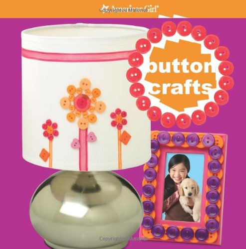 9781593695774: Button Crafts (American Girl)