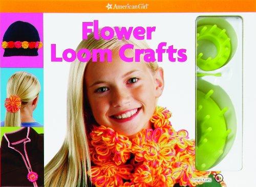 9781593695781: Flower Loom Crafts (American Girl Library)