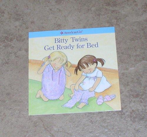 9781593695798: Bitty Twins Get Ready for Bed - American Girl