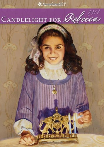 9781593695828: Candlelight for Rebecca (American Girl Collection)