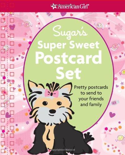 9781593696412: Sugar's Super Sweet Postcard Set (American Girl)