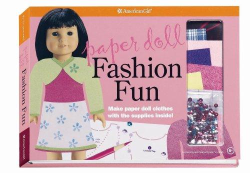 9781593696924: Paper Doll Fashion Fun (American Girl)