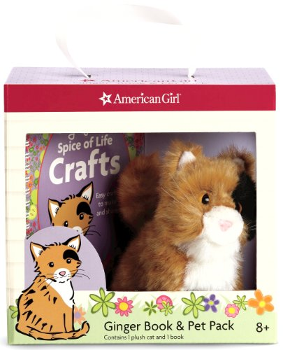 Ginger Book & Pet Package (American Girl)