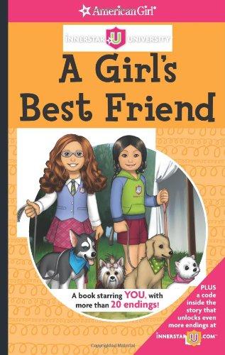 9781593697594: A Girl's Best Friend (Innerstar University)