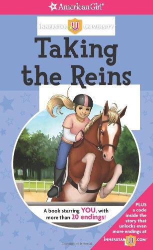9781593697600: Taking the Reins (Innerstar University)
