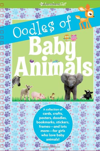 Oodles of Baby Animals (American Girl): Carrie Anton