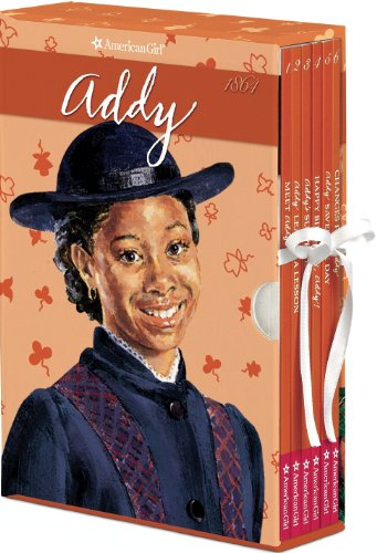 9781593697839: Addy Boxed Set with Game (American Girl)