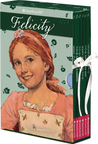 9781593697846: Felicity Boxed Set with Game (American Girl)